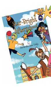 Star-Bright Landing Page Book 1